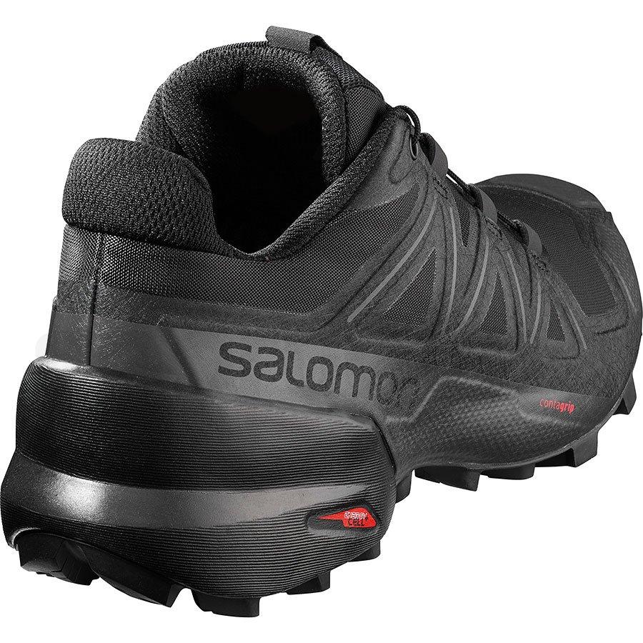 Obuv Salomon Speedcross 5 M - černá