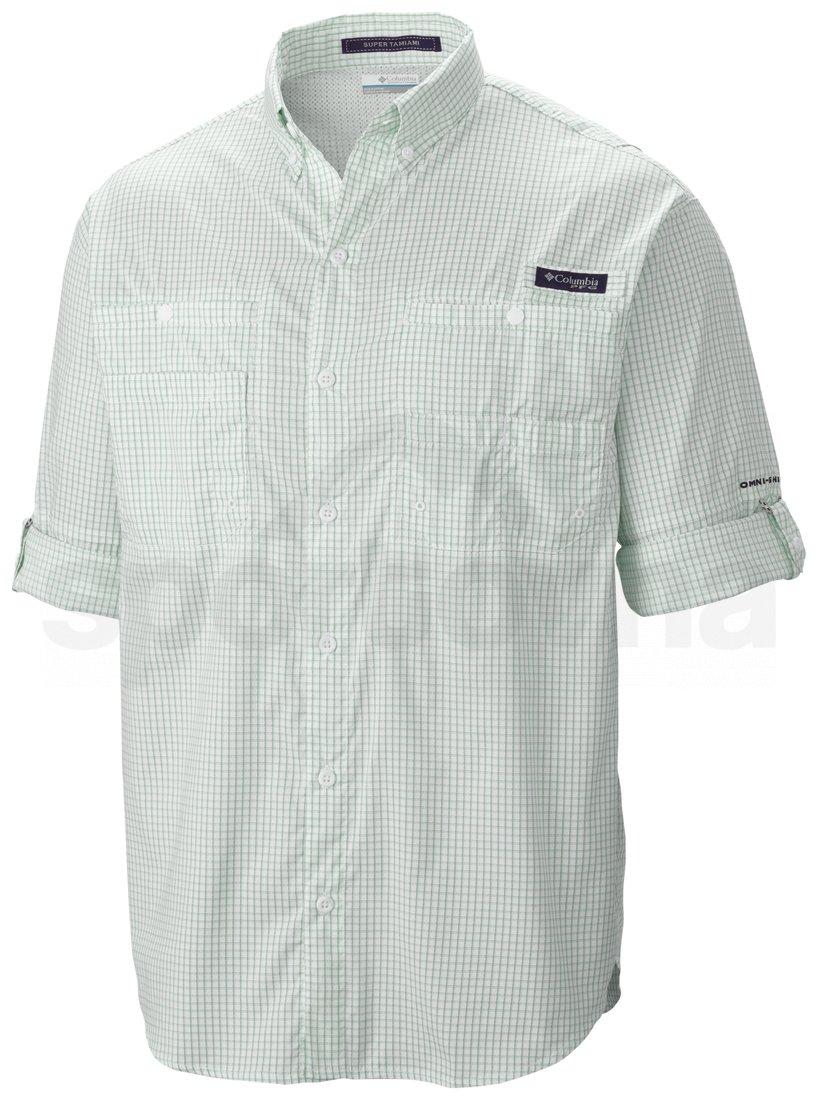 Košile Columbia Super Tamiami™ LS Shirt M - zelená