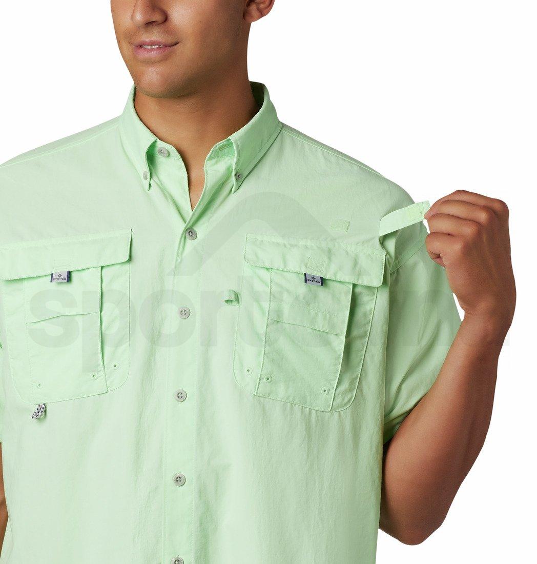 Košile Columbia Bahama™ II SS Shirt M - zelená
