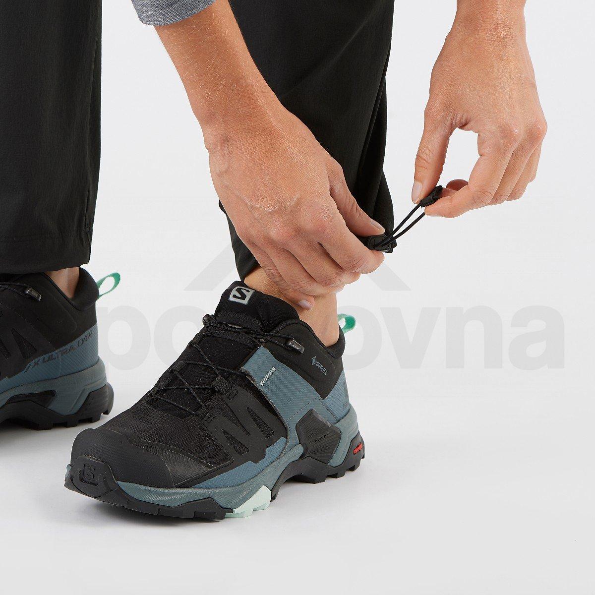 Kalhoty Salomon WAYFARER PANTS W - černá