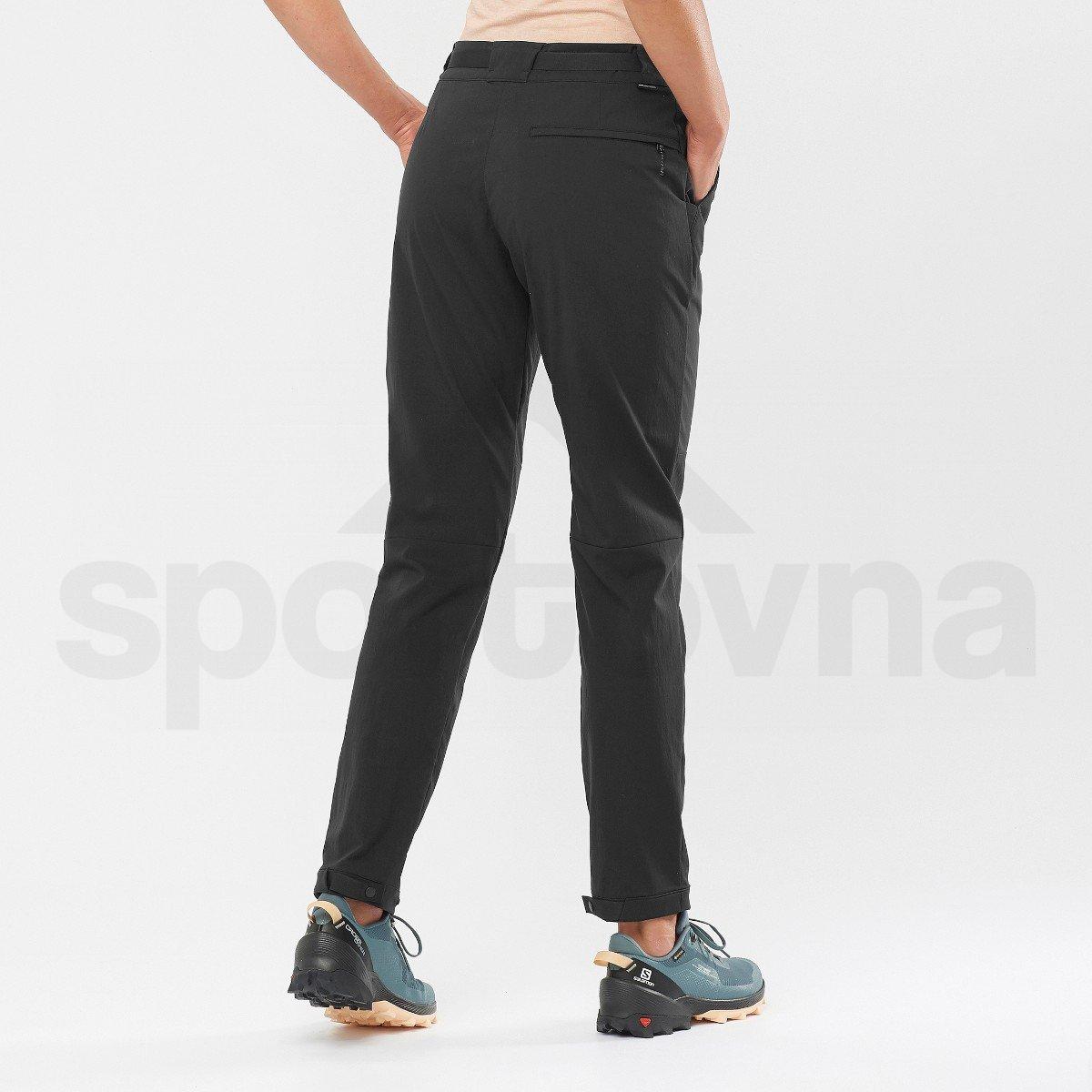 Kalhoty Salomon OUTRACK PANT W - černá
