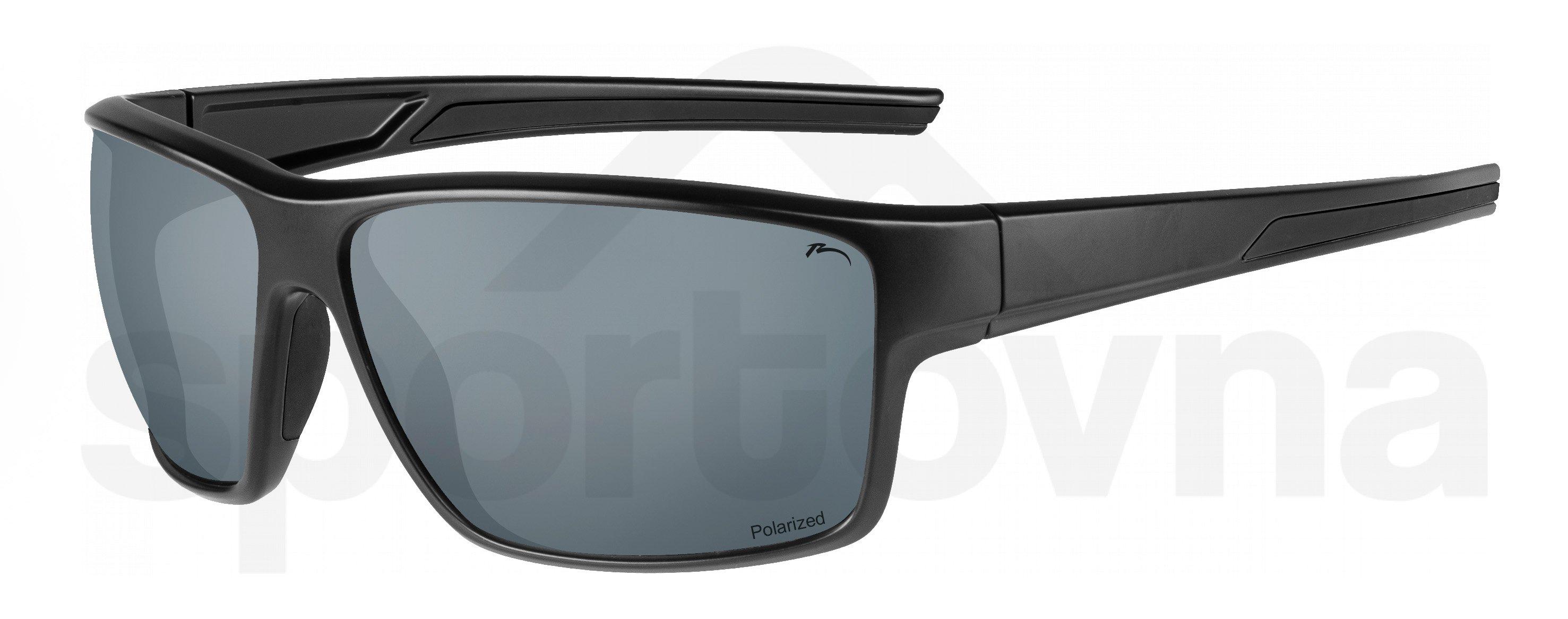 Sluneční brýle Relax Rema - černá
