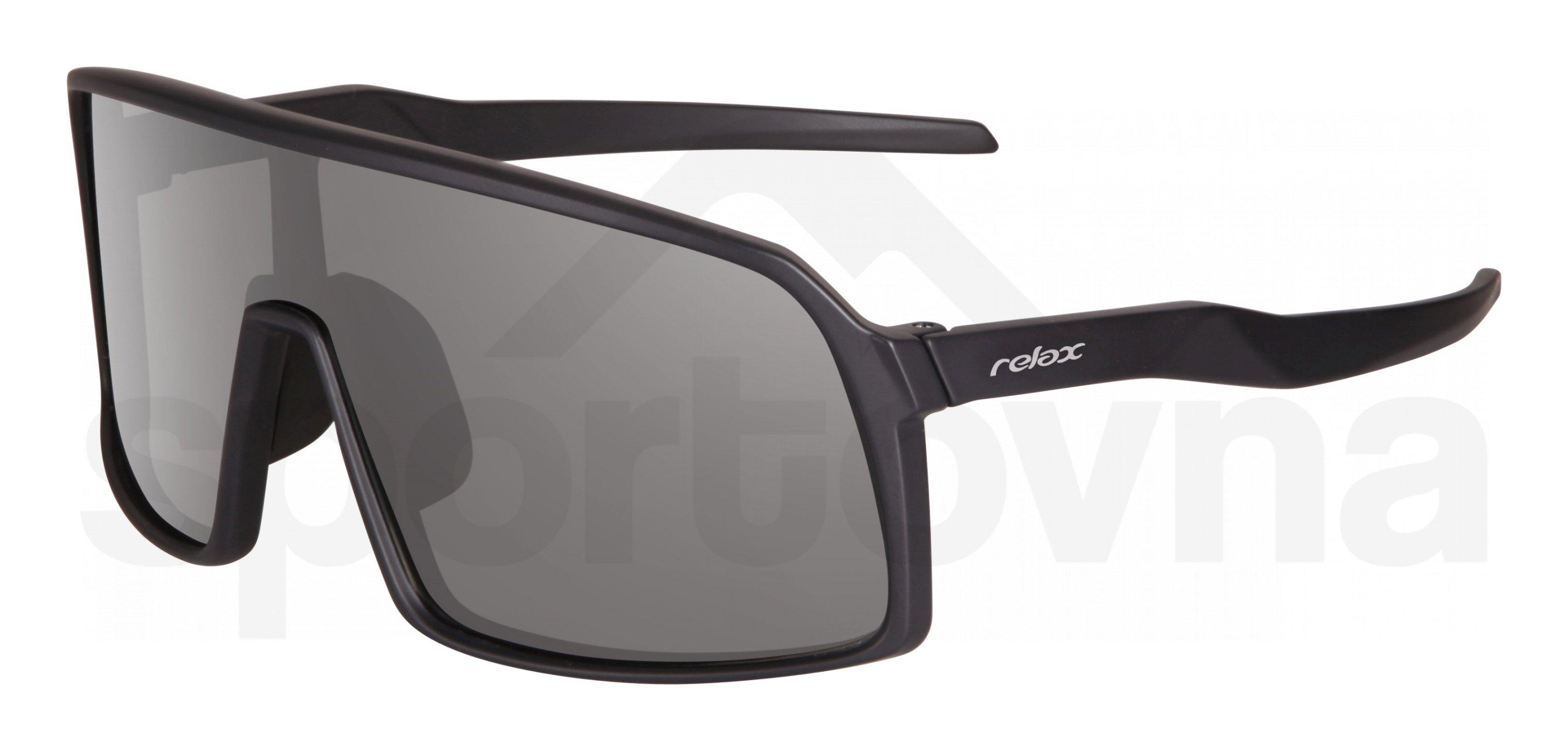 Sluneční brýle Relax Prati - černá
