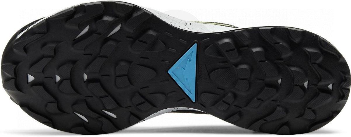 Obuv Nike Pegasus Trail 2 W - černá/modrá/zelená