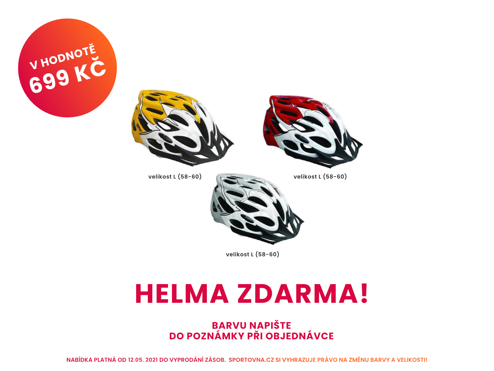 Sportovna cz helma zdarma