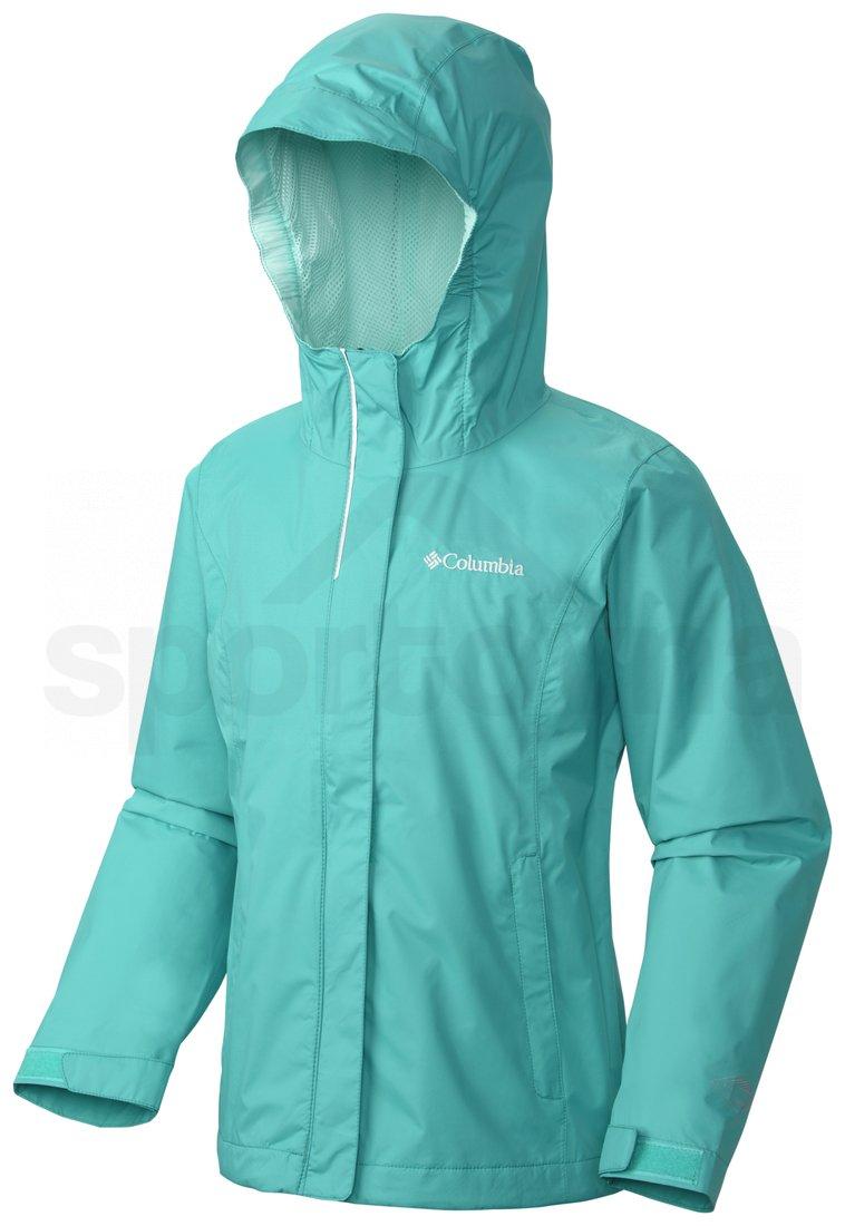Bunda Columbia Arcadia™ Jacket J - světle modrá