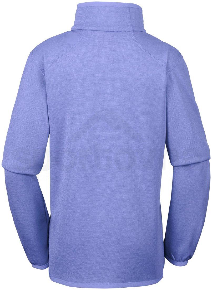 Mikina Columbia Wilderness Way™ Fleece Jacket J - fialová