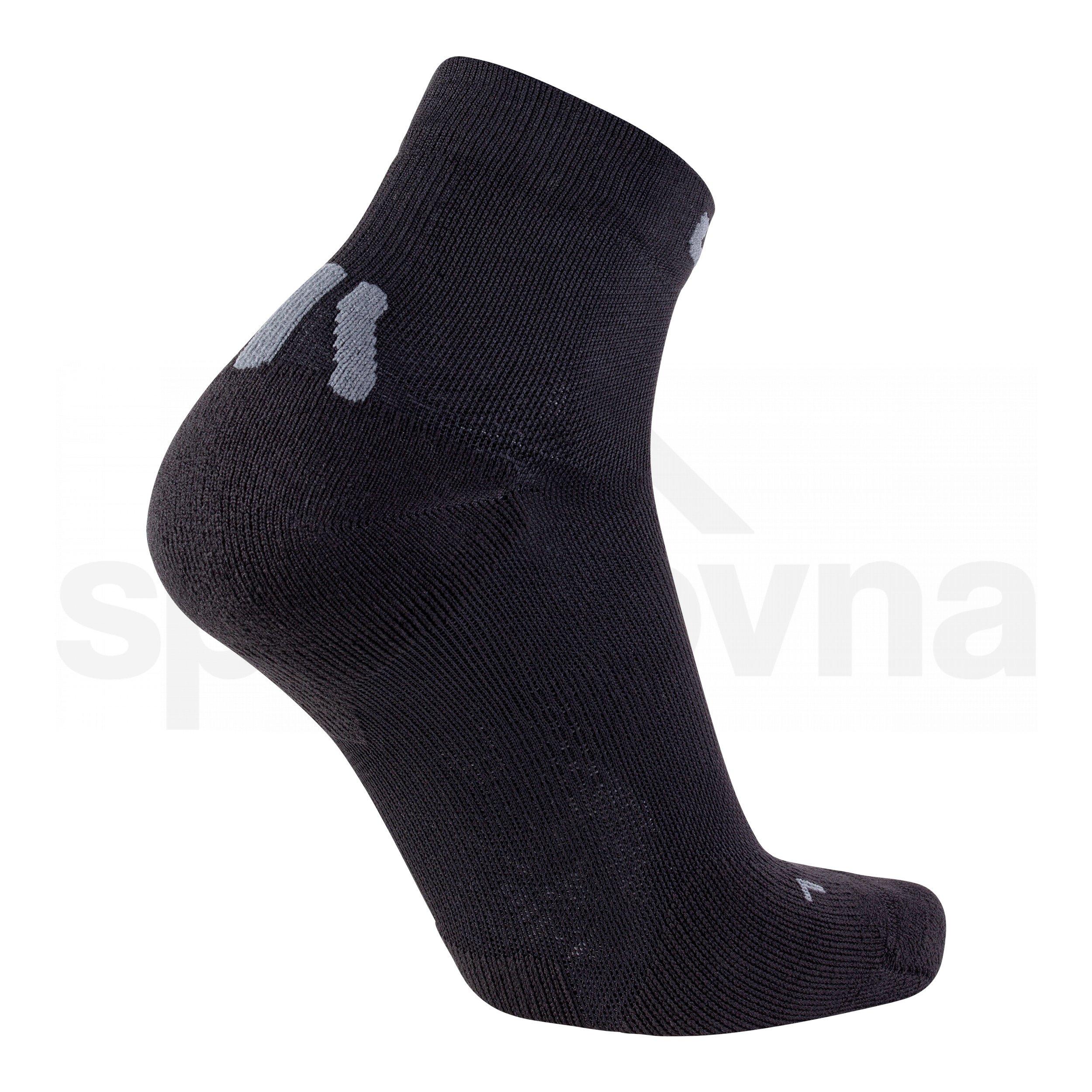 Dámské ponožky UYN TRAINER LOW CUT - černá