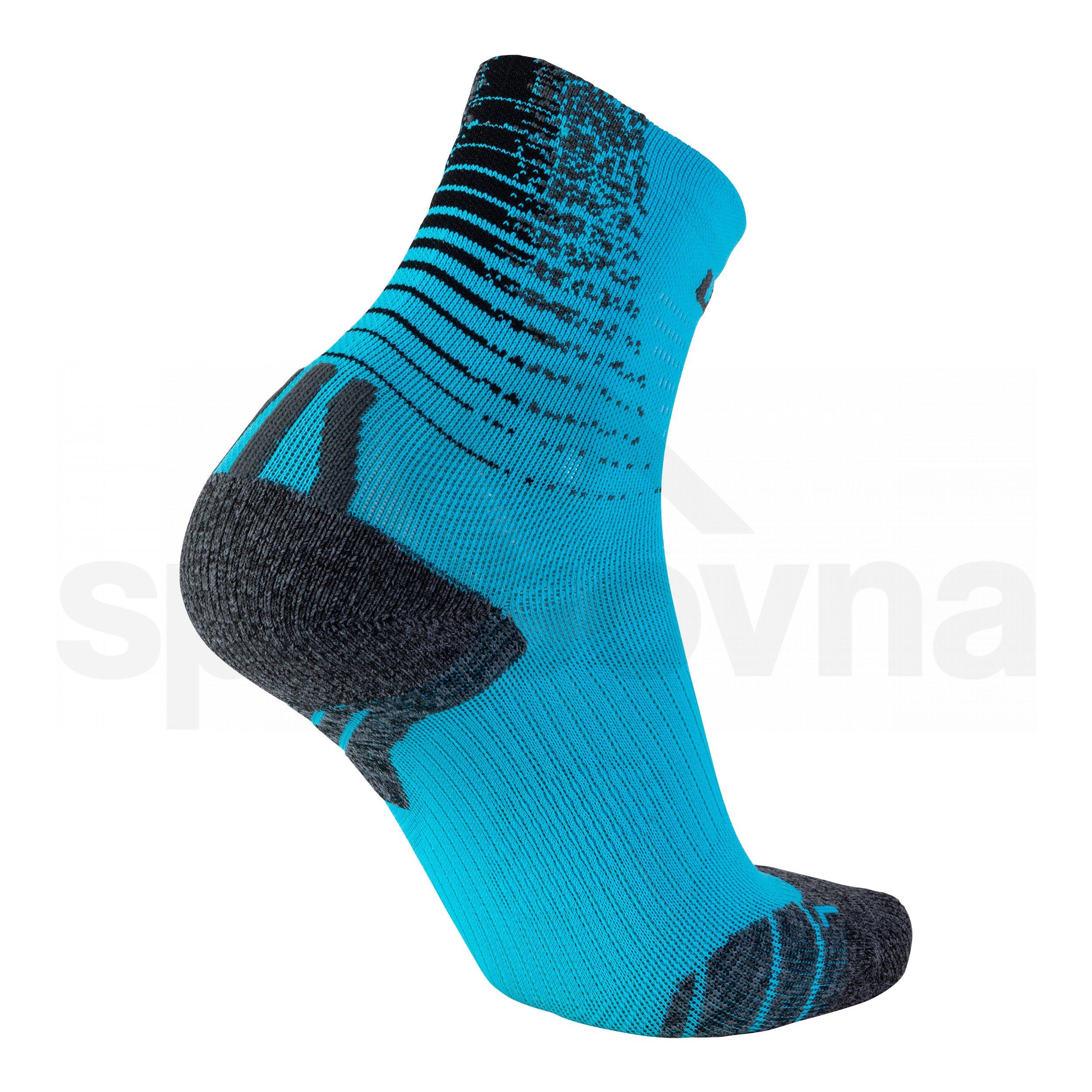 Dámské ponožky UYN RUN FIT SOCKS - modrá