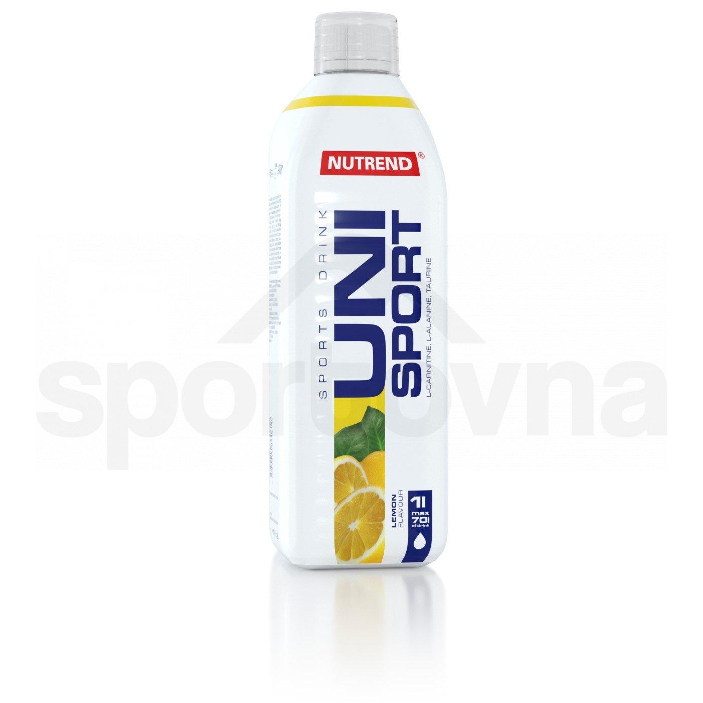 Nutrend Unisport 1000ml citron