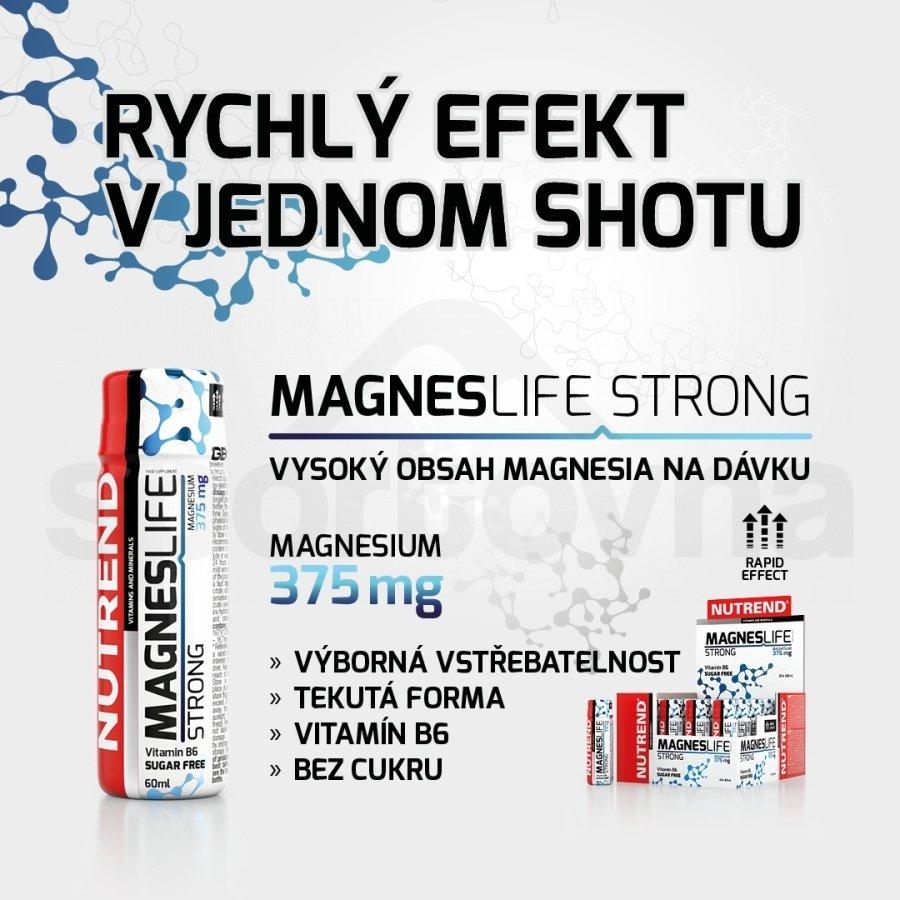 Nutrend MagnesLIFE Strong 60ml
