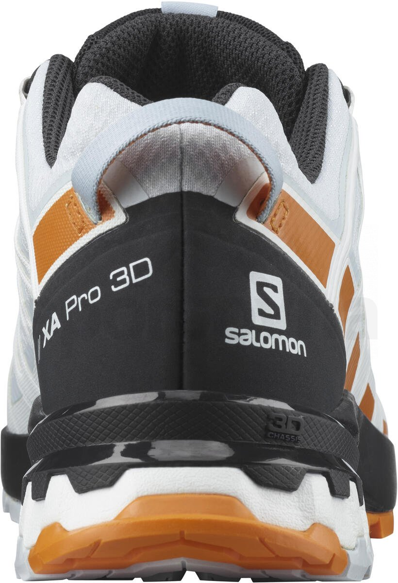 Obuv Salomon XA PRO 3D V8 GTX W - bílá/oranžová