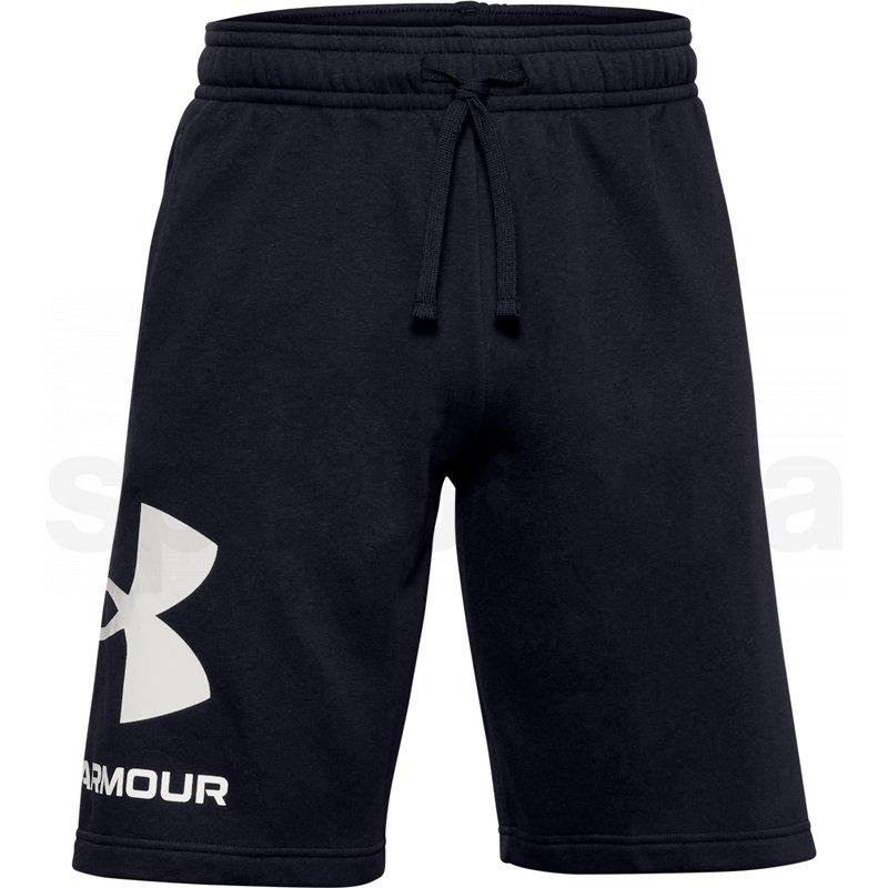 panske-sortky-under-armour-rival-flc-big-logo-shorts-cerne-85602