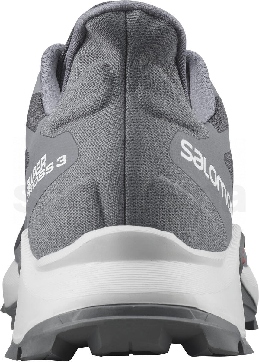 Obuv Salomon SUPERCROSS 3 M - šedá