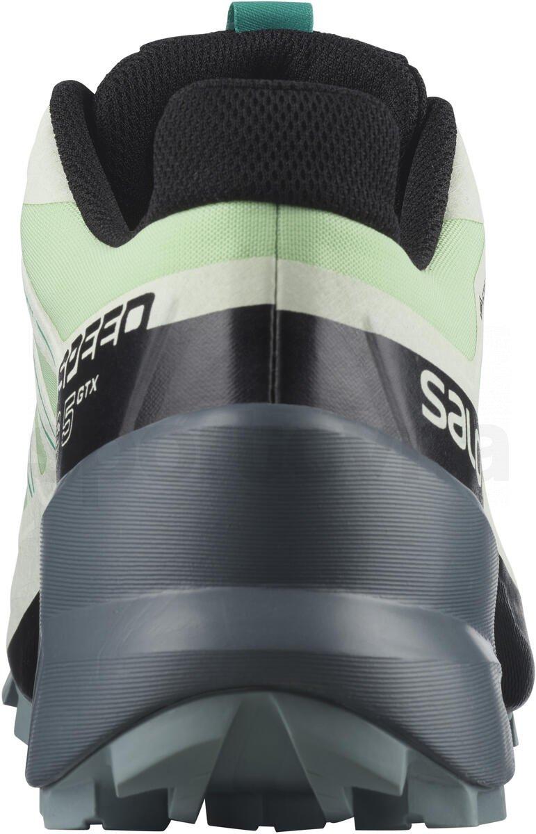 Obuv Salomon SPEEDCROSS 5 GTX W - zelená