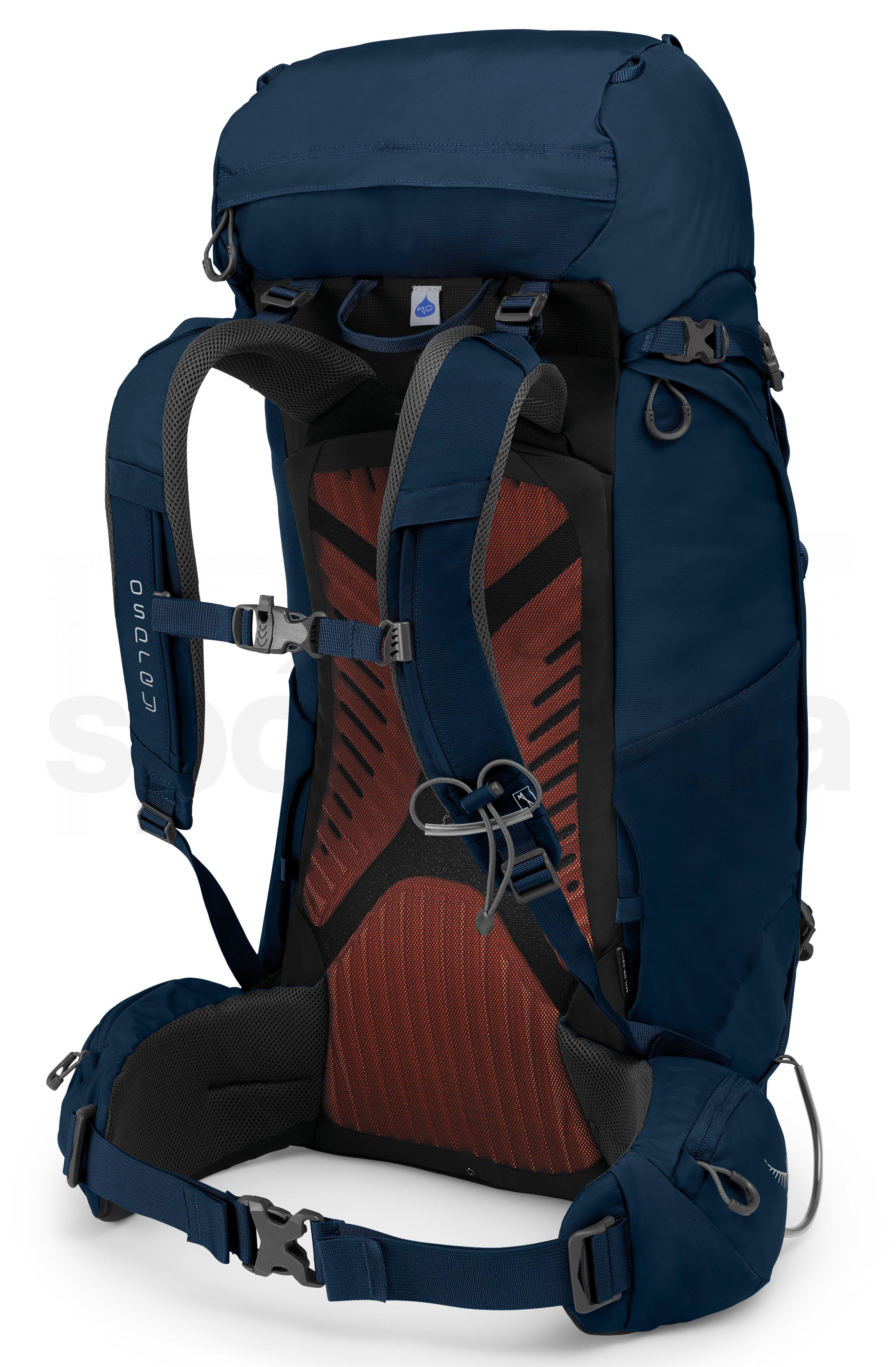 Batoh Osprey Kestrel 58 II M - modrá