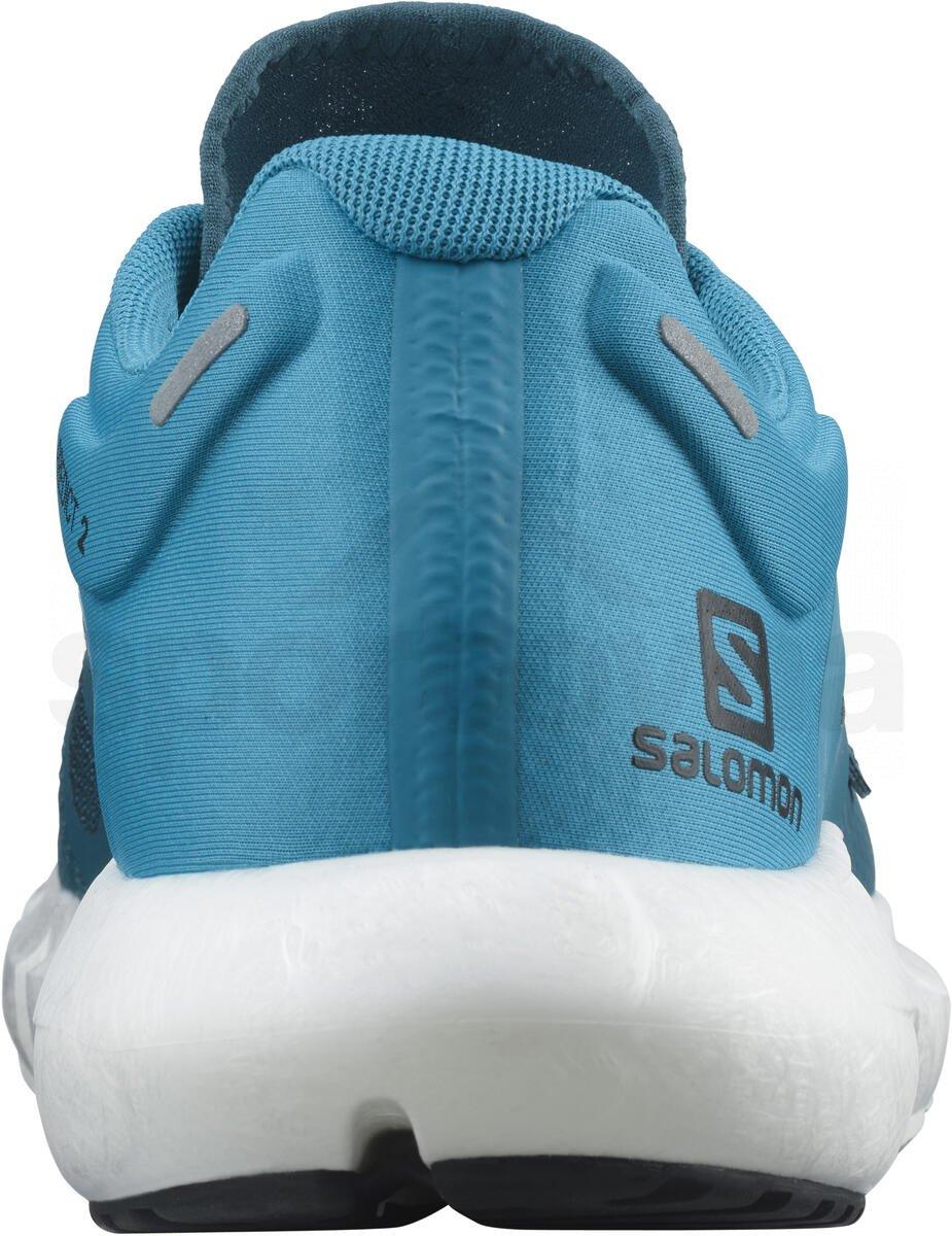 Obuv Salomon PREDICT2 M - modrá/černá