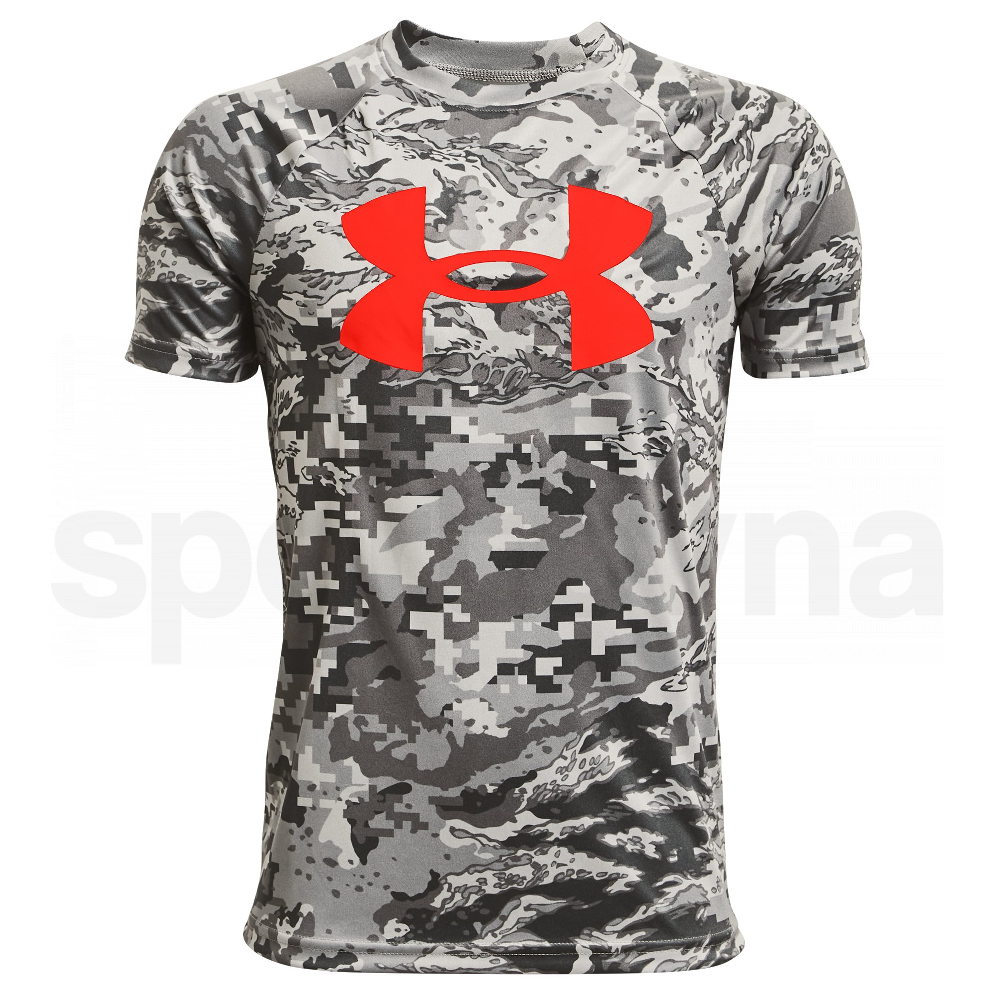 1363278-066_Under Armour Tech BL Printed SS YM