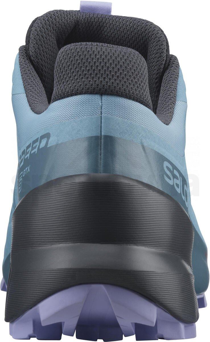 Obuv Salomon SPEEDCROSS 5 GTX W - modrá/fialová