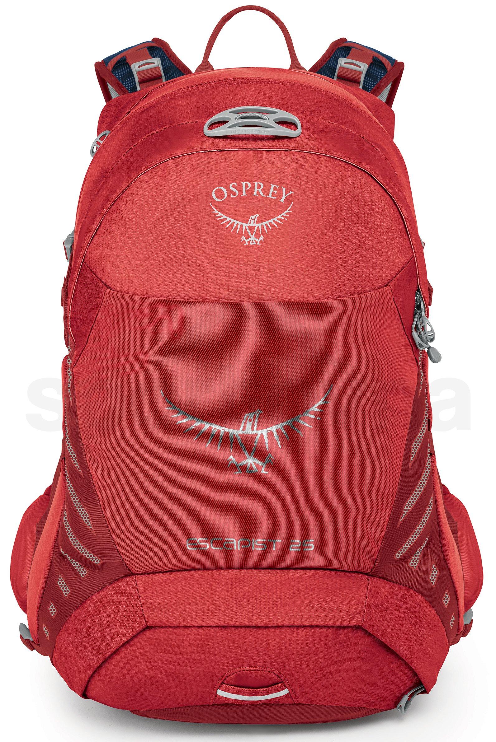 Batoh Osprey Escapist 25 - červená