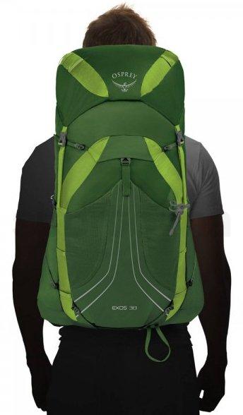 Batoh Osprey Exos 38 II - zelená