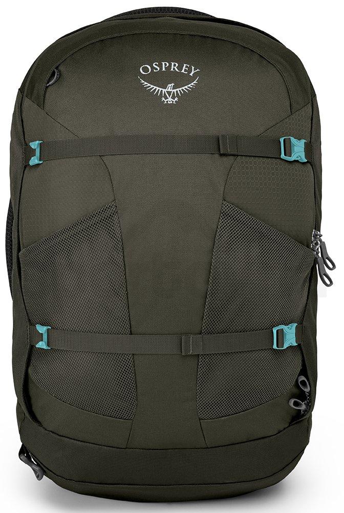 Cestovní taška Osprey Fairview 40 - šedá
