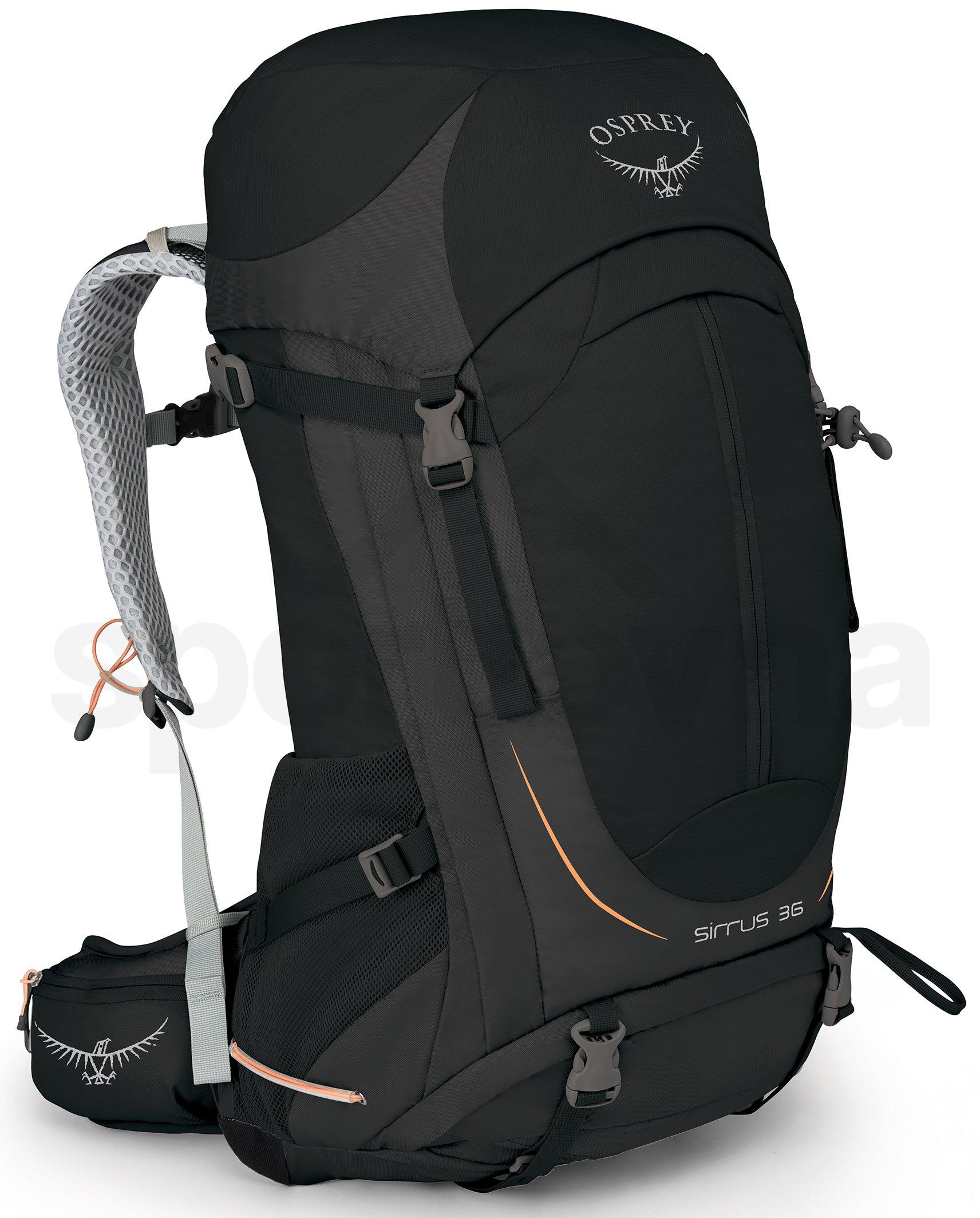 Batoh Osprey Sirrus 36 II WS/WM - černá