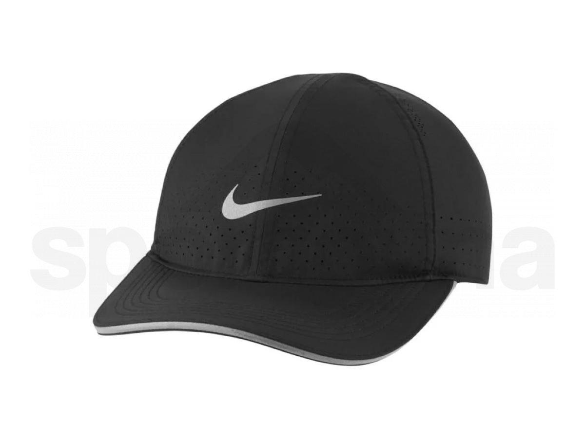 Kšiltovka Nike DRI-FIT Aerobill Featherlight - černá