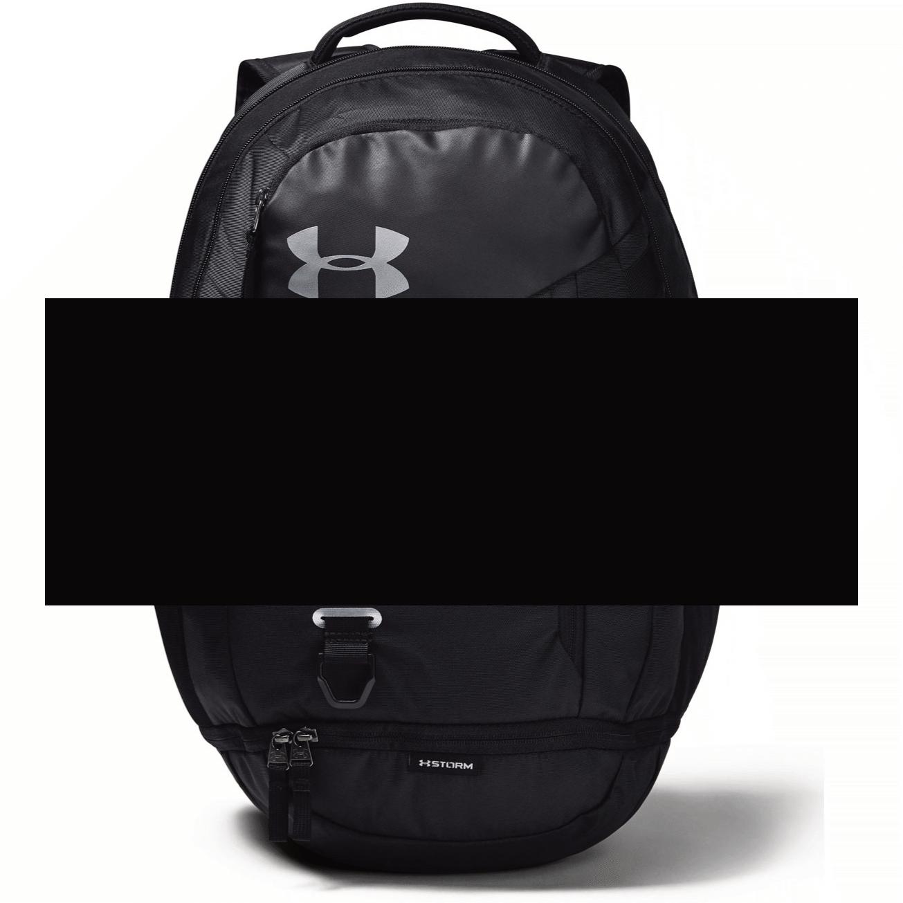 Batoh Under Armour Hustle 4.0 - černá