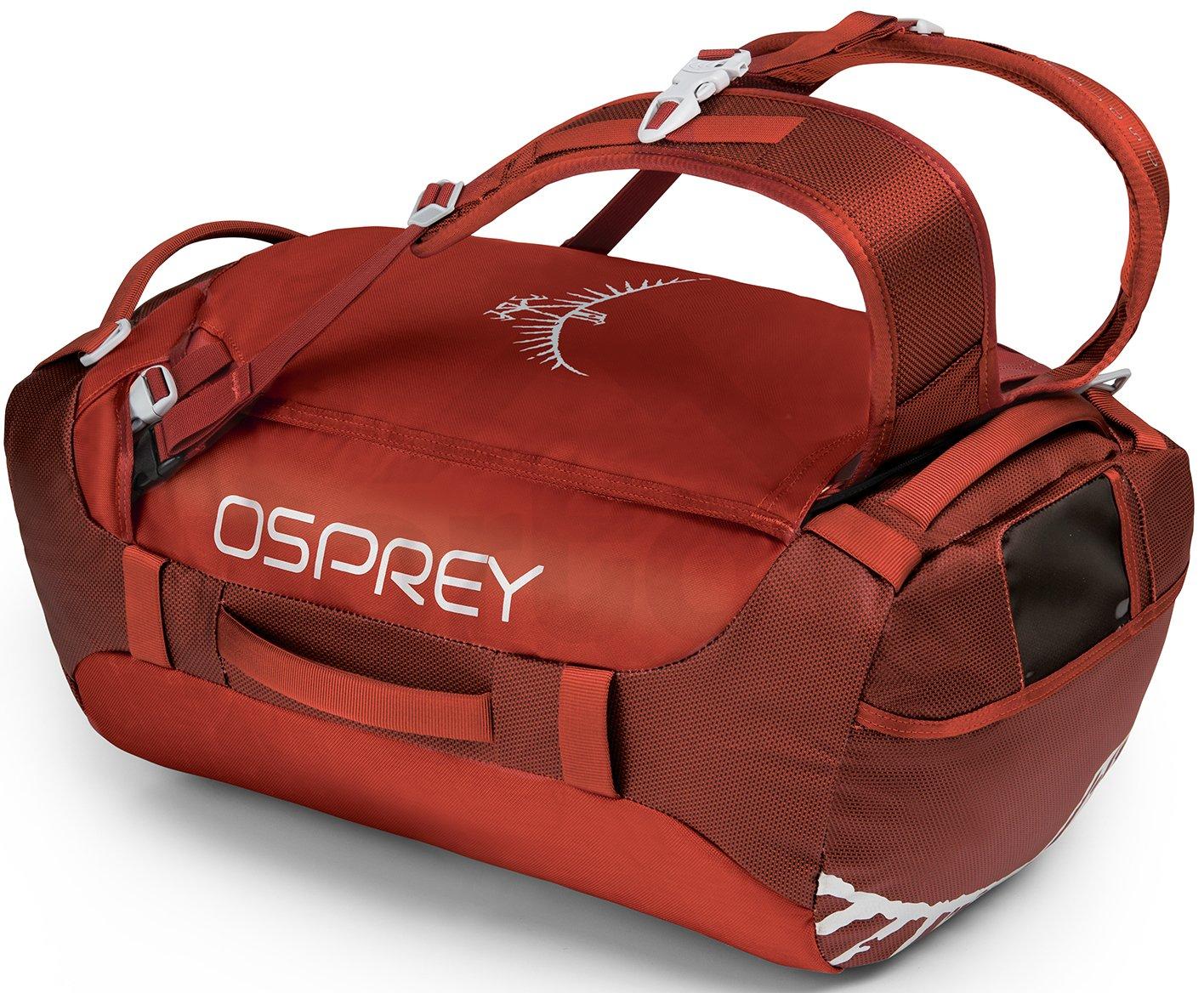 Taška Osprey Transporter 40 II - červená