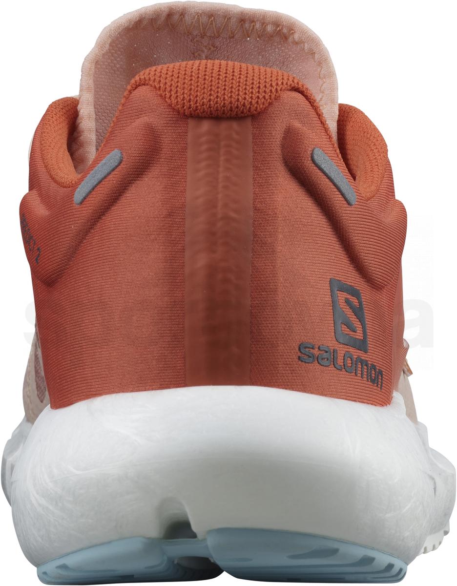 Obuv Salomon PREDICT 2 W - růžová/oranžová/modrá