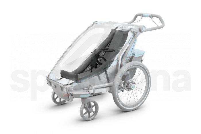 Thule Chariot CTS miminkovník - šedá
