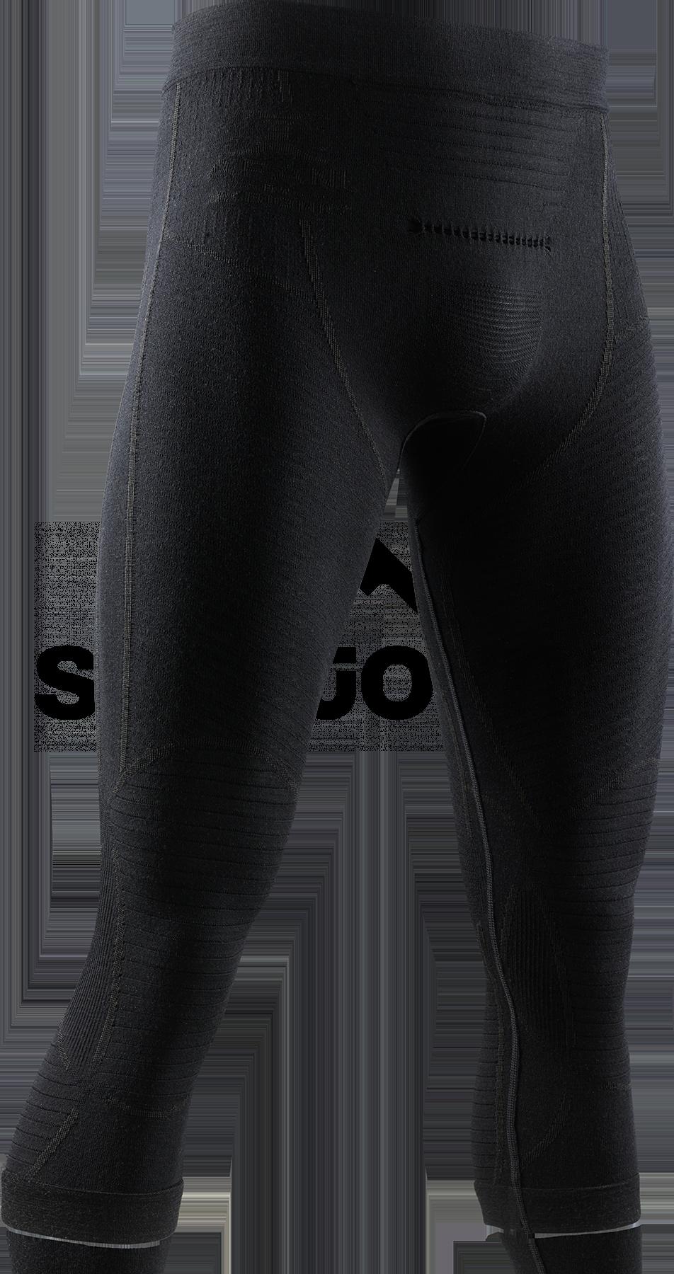 AP-WP07W19M-B026_X-Bionic Apani 4.0 Merino Pants 3/4 M