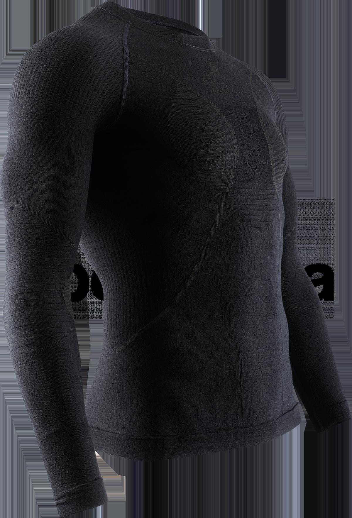 X-Bionic Apani 4.0 Merino Shirt Round Neck LG SL M