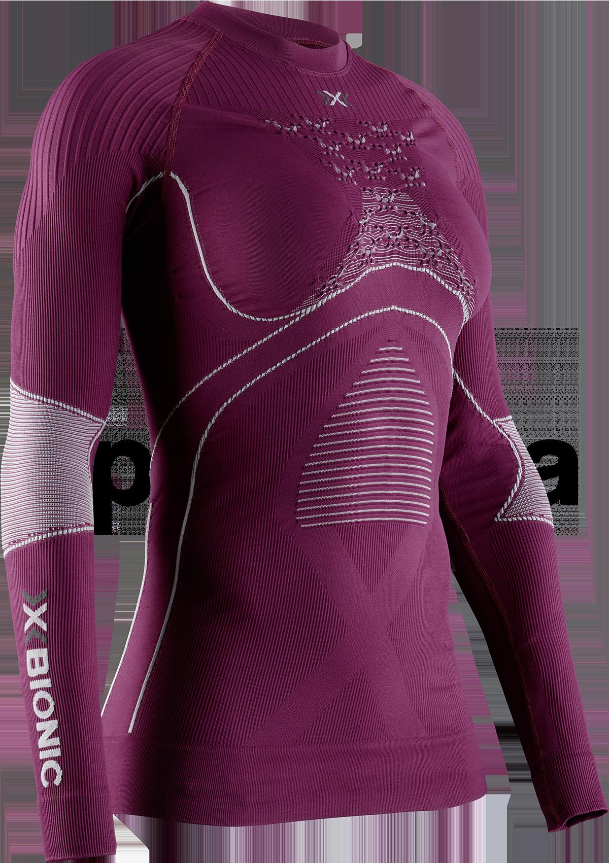 X-Bionic Energy Accumulator 4.0 shirt round neck LG SL W