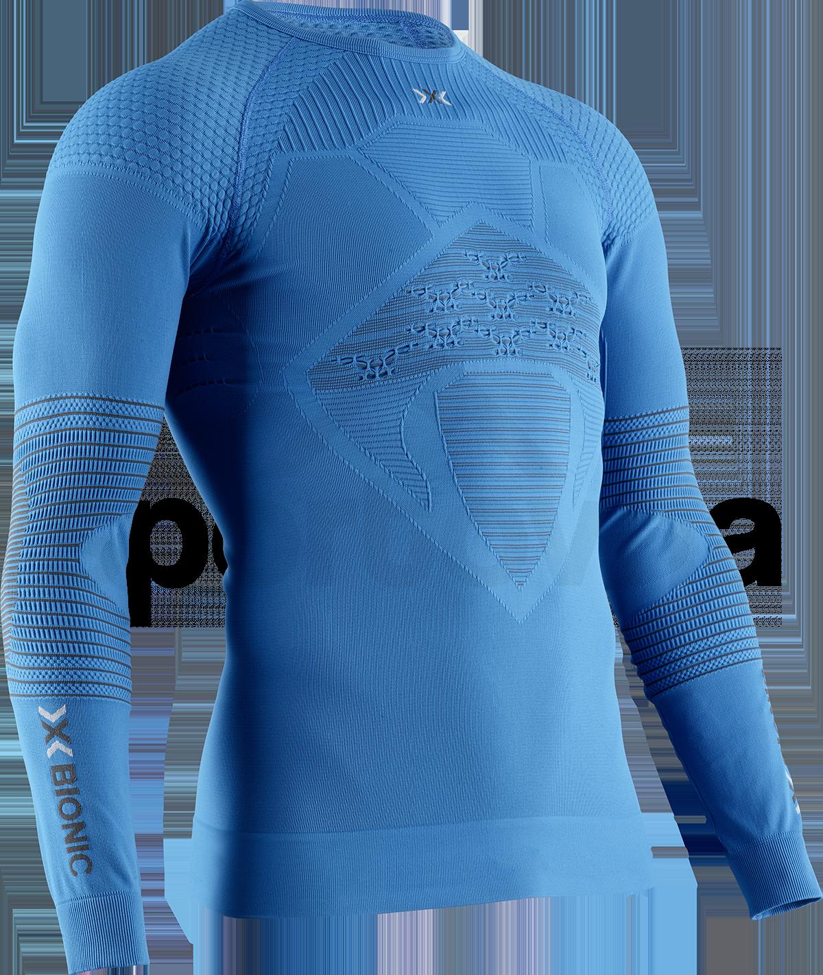 X-Bionic Energizer 4.0 Shirt Round Neck LG SL M