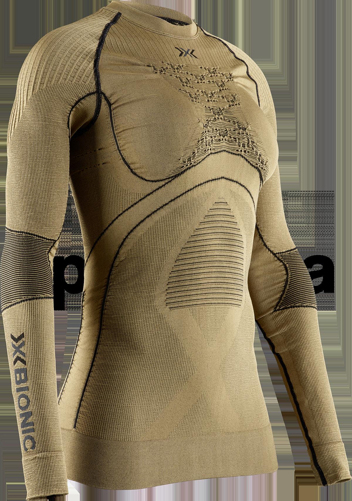 X-Bionic Radiactor 4.0 Shirt round neck LG SL W