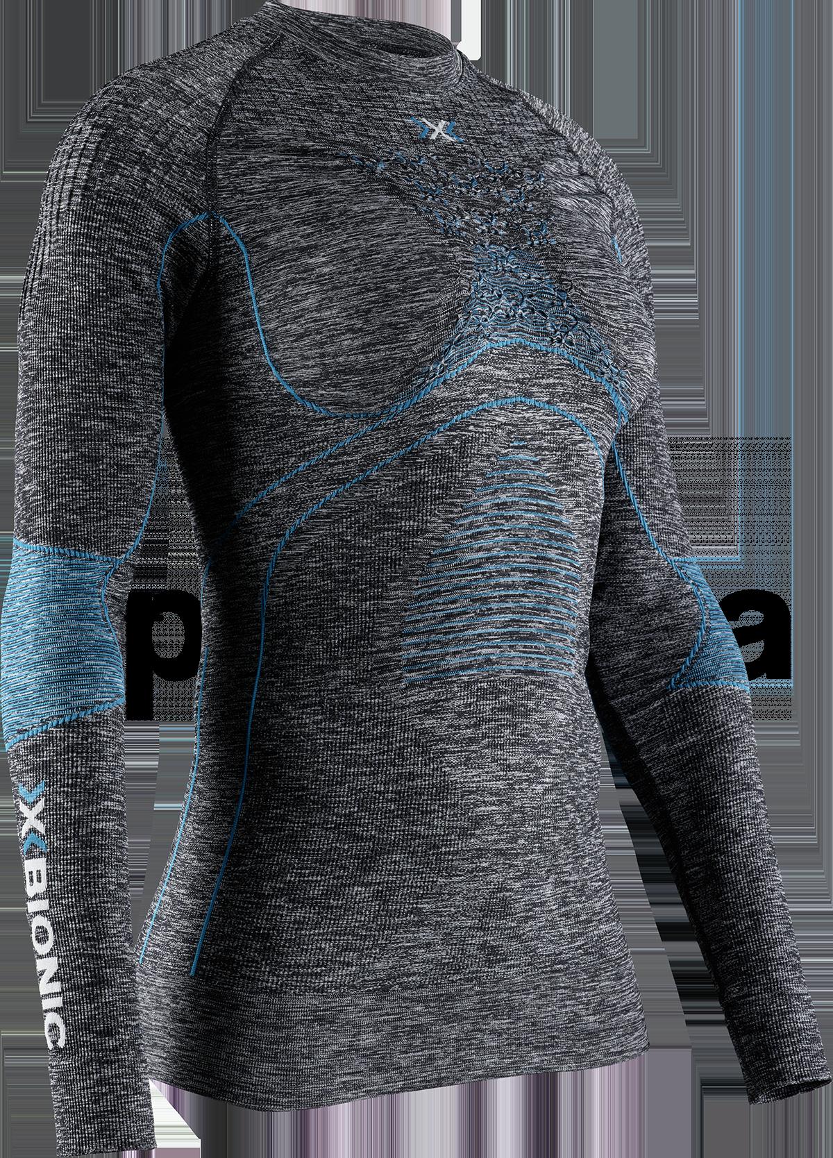 X-Bionic Energy Accumulator 4.0 Melange Shirt Round Neck LG SL W