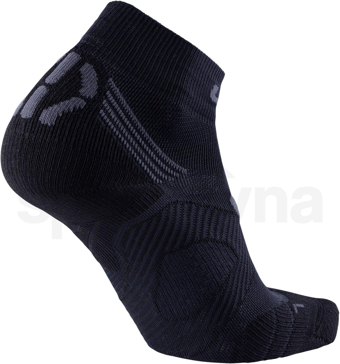 Ponožky UYN LADY RUN SUPER FAST - černá/antracit