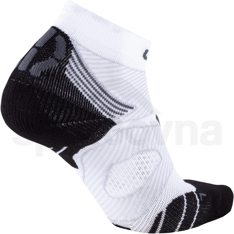 Ponožky UYN RUN MARATHON ZERO - bílá/šedá/černá