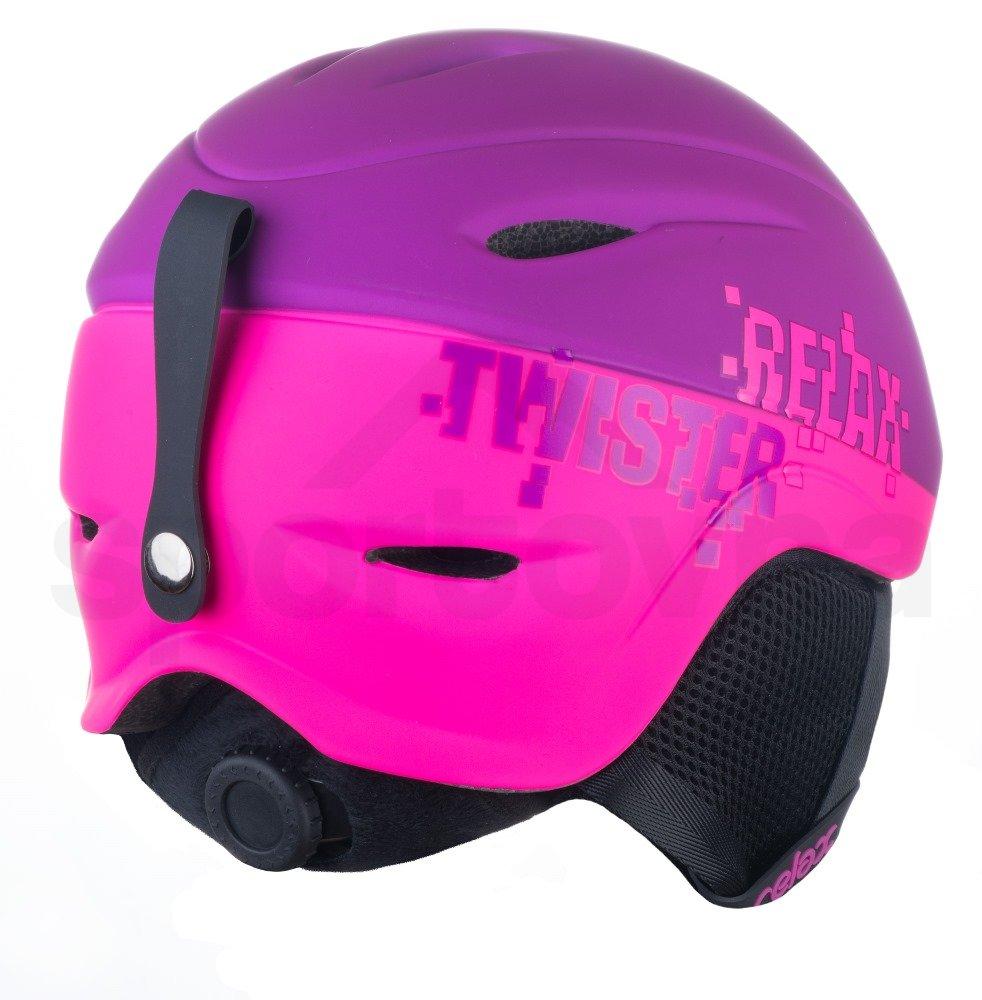 Helma Relax Twister RH18R - fialová/růžová